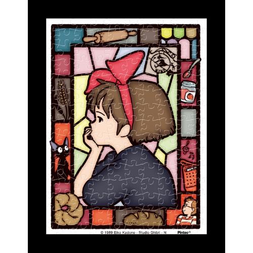 魔女の宅急便 ジグソーパズル まめパズルクリア 150ピース【物思い】MA-C10