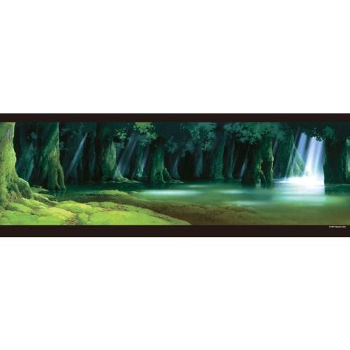 もののけ姫 ジグソーパズル352ピース【シシ神の森】352-203