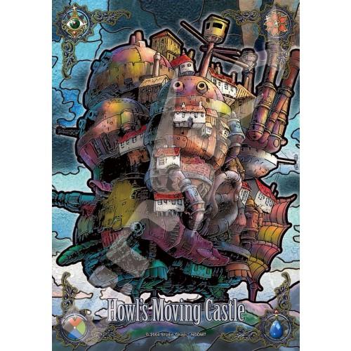 スタジオジブリ作品  アートクリスタルジグソーパズル208ピース【夕暮れの城】208-AC57