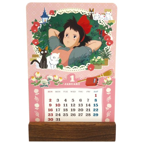 2022 kasaneカレンダー 魔女の宅急便 / CL-81
