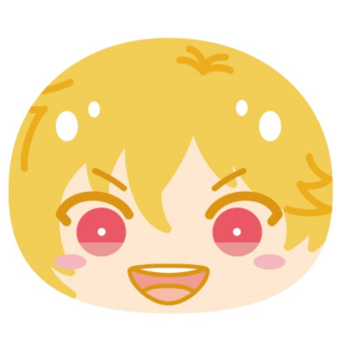 あんさんぶるスターズ!! ビッグおまんじゅうクッションvol.3 /(22)仁兎なずな
