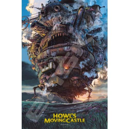 ハウルの動く城 ジグソーパズル1000ピース【この城が動く。】 1000-276