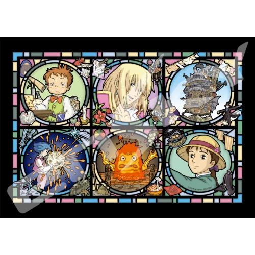 ハウルの動く城 アートクリスタルジグソーパズル208ピース【魔法の城便り】208-AC27