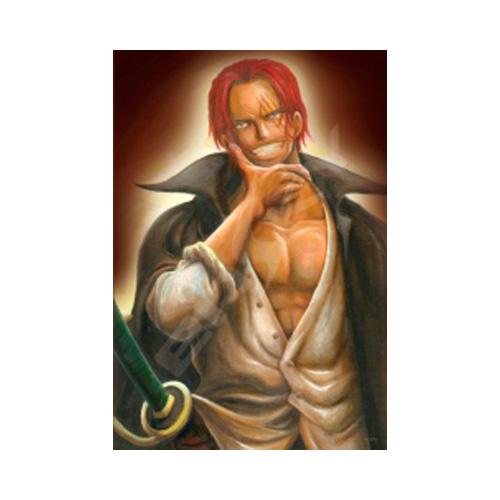 ワンピース ジグソーパズル300ピース【肖像画『シャンクス』】300-1381