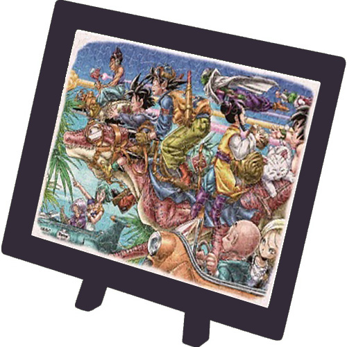 ドラゴンボール ジグソーパズル まめパズル150ピース【ゴーゴーパラダイス】MA-21