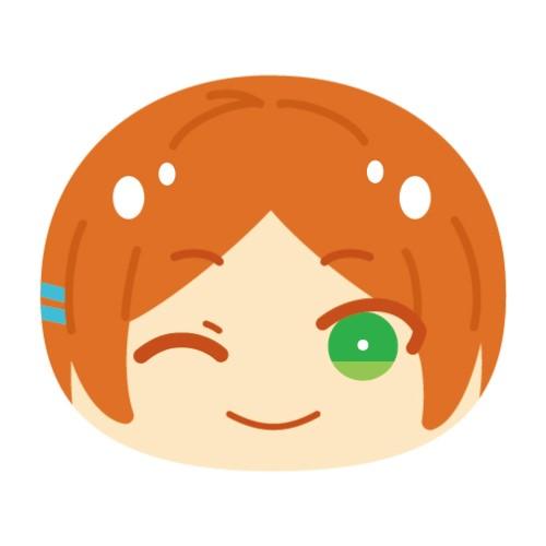あんさんぶるスターズ!! ビッグおまんじゅうクッションvol.6 /(48)葵ゆうた