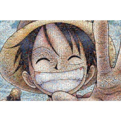 ワンピース マジカルピースジグソーパズル1000ピース【ワンピースモザイクアート】1000-MG04